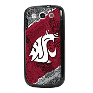 Washington State Cougars Galaxy S3 Bumper Case Brick NCAA