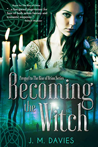 Becoming the Witch Cover