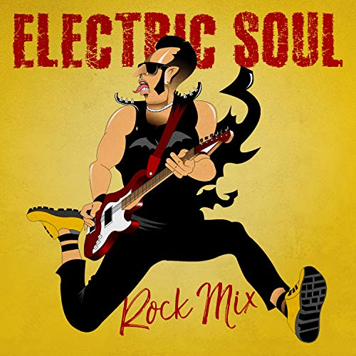 Electric Soul - Rock Mix - Best Solos, Guitar Riffs, Rhythms Compilation