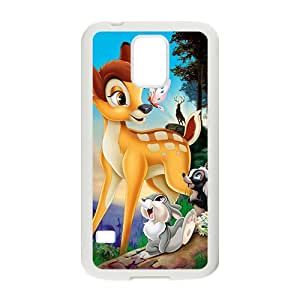 RHGGB Bambi Case Cover For samsung galaxy S5 Case