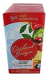 Orchard Breezin\' Peach Perfection Wine Cooler Recipe Kit