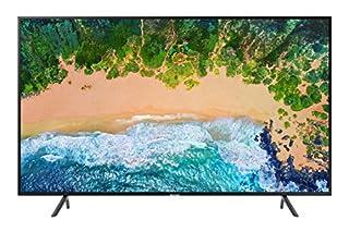 "Samsung UN58NU7100FXZC 58"" 4K Ultra HD Smart LED TV (2018), Charcoal Black [Canada Version] (B07DW4CWLT) | Amazon Products"
