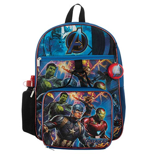 marvel avengers backpack - 6