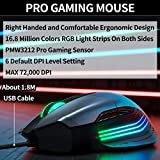 Wired Gaming Keyboard and Mouse Adapter Converter