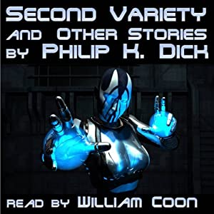Second Variety and Other Stories Audiobook