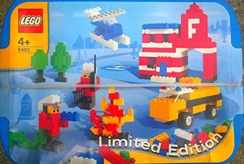 LEGO 5493 Creator - Caja con Ladrillos para construcción de Puesto ...