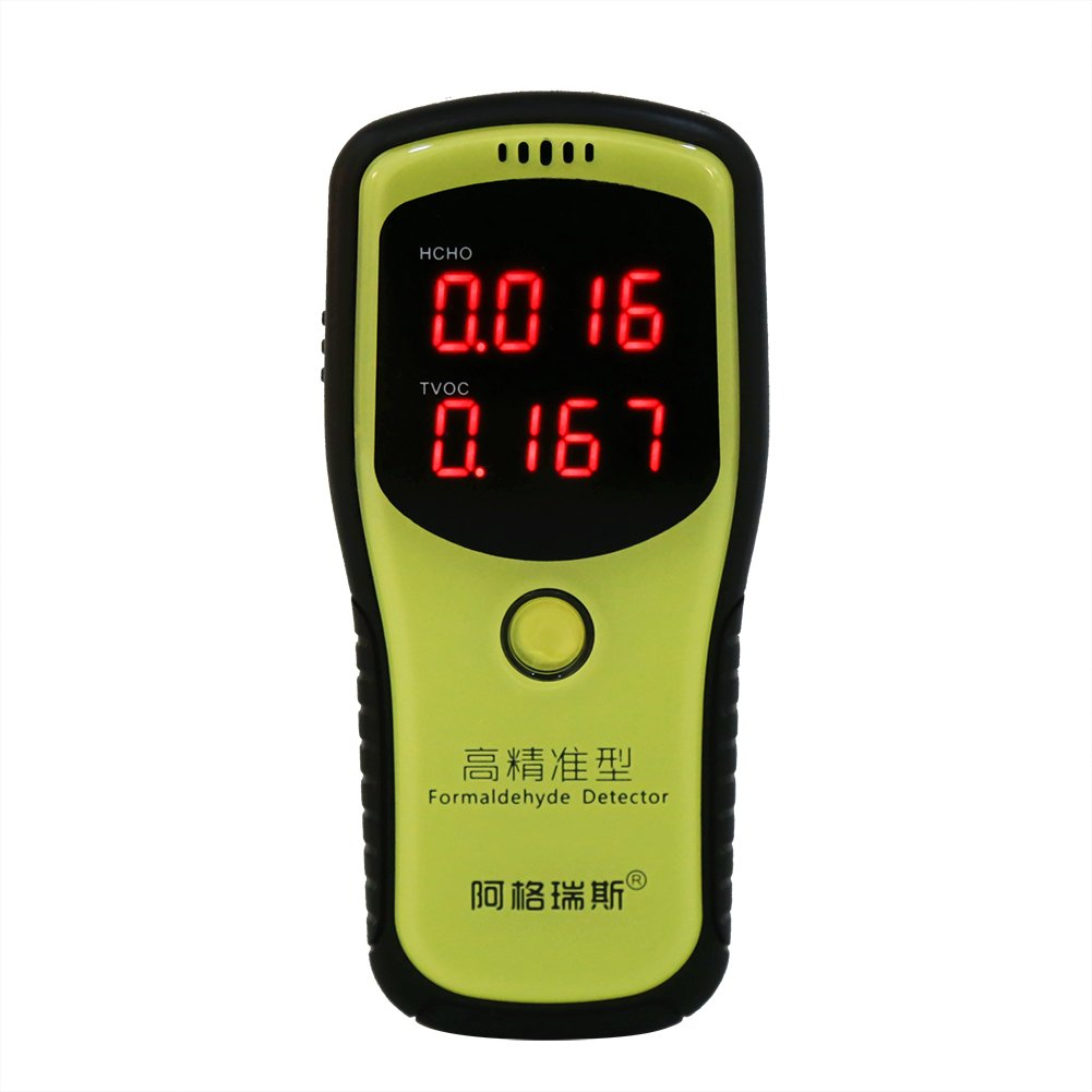 Yosooo Portable formaldehyde detection equipment Air Quality Detector Professional Formaldehyde Monitor with Air Quality Meter