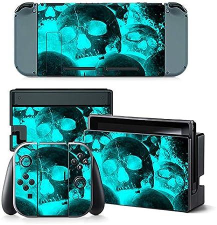 SKINOWN - Vinilo adhesivo para Nintendo Switch Console Joy-Con ...