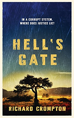 book cover of Hell\'s Gate