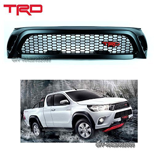 grill toyota hilux - 5