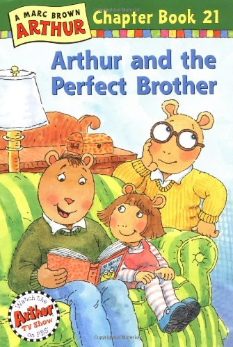 Full Arthur Chapter Books Book Series
