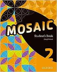 Mosaic 2. Student's Book - 9780194666244: Amazon.es
