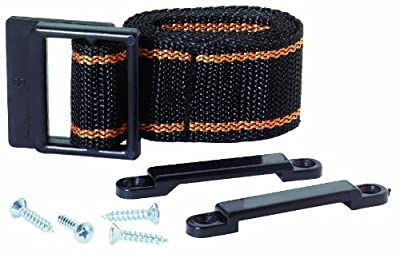 Attwood Battery Box Hold-Down Strap Kit, Medium (38-Inch)