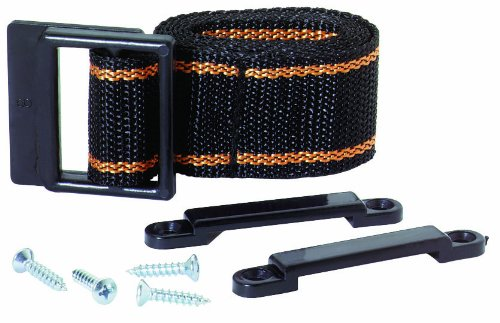 attwood 9013A3 Battery Box Hold-Down Strap Kit, Large (54-Inch)
