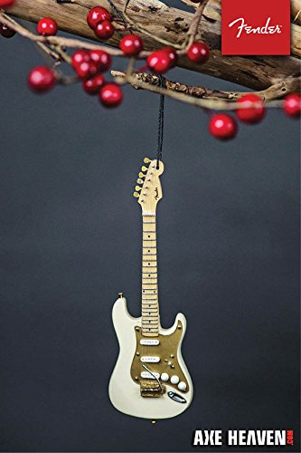 Axe Heaven FS60031 Holiday Ornament, Fender 6 50s Strat