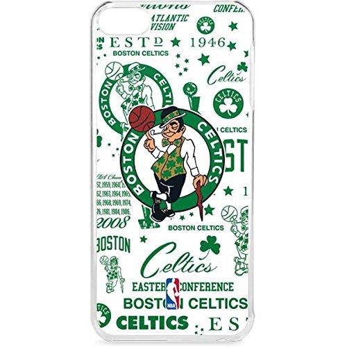 Skinit NBA Boston Celtics iPod Touch 6th Gen LeNu Case - Boston Celtics Historic Blast Design - Premium Vinyl Decal Phone Cover