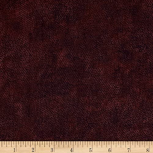 Andover Dimples Nightcrawler Fabric By The Yard