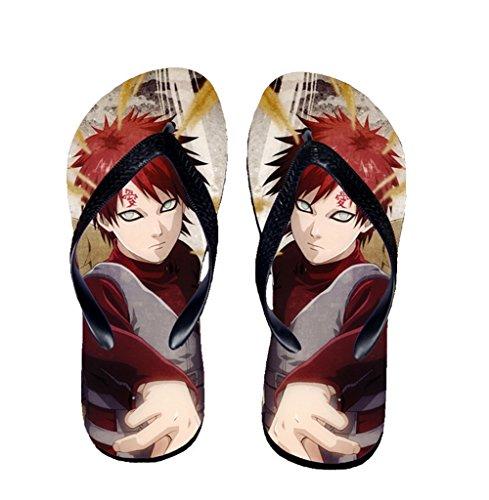 Bromeo Naruto Anime Unisex Flip Flops Chanclas 304
