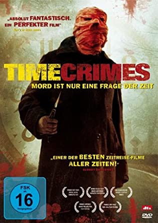 cronocrimenes dvd full