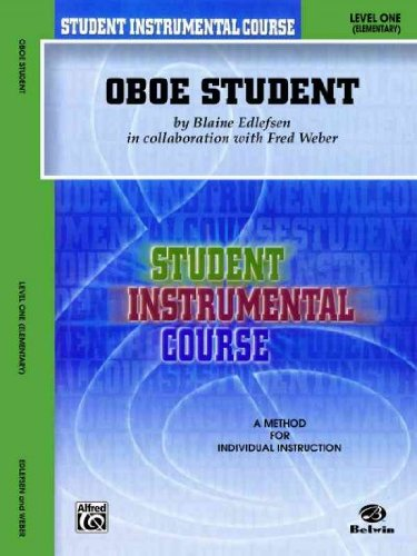- Student Instrumental Course Oboe Student Level I (Student Instrumental Course) Student Instrumental Course Oboe Student Level I