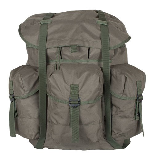 Ic Olive (Fox Outdoor Products A.L.I.C.E. Field Pack, Olive Drab, Large)