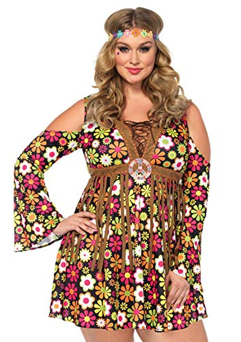 Leg Avenue Women's Costume, Multi, 1X /