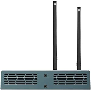Cisco 819G Wireless Integrated Services Router - 4G - 2 x Antenna - 4 x Network Port - 1 x Broadband Port - USB - Fast Ethernet Desktop, Wall Mountable - C819G-4G-A-K9