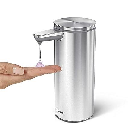Dispensador de jabón Automático,Touchless Líquido Ducha de dispensadores,Para Cuarto de baño Cocina
