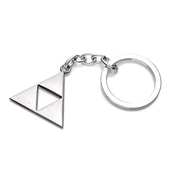 Desconocido Llavero de aleación de 3 x 3 cm, con símbolo de ...