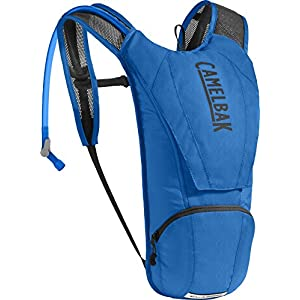 CamelBak Classic Crux Reservoir Hydration Pack, Carve Blue/Black, 2.5 L/85 oz
