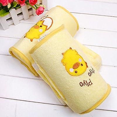 Baby Sleeper Pillow Sleep Positioner - Crib Bumper Nursing Pillow Anti-Rollover Memory Foam Cute Cartoon Anti-roll Sleeper Pillow Sleep Positioner Insurance