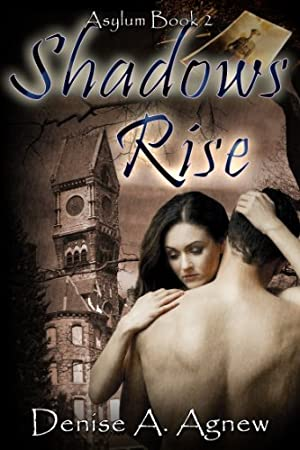 book cover of Shadows Rise