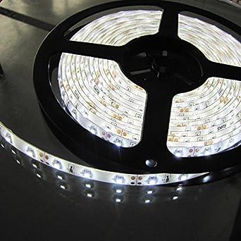 LED Strip Light Waterproof LED Flexible Light Strip 12V With 300 SMD LED 35
