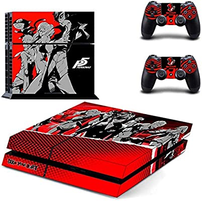 YISHO PS4 Stickers Play Station 4 Skin Vinilo Sticker For PlayStation4 PS 4 Console and Controller Skins Pegatinas (DPTM2282): Amazon.es: Hogar