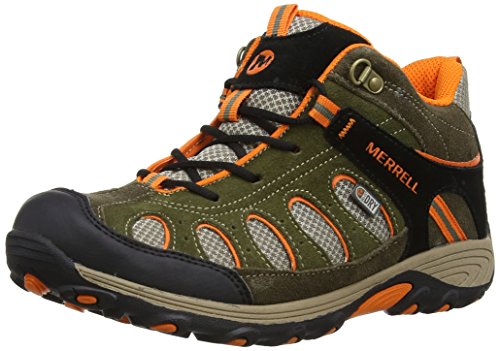 Merrell Chameleon Mid Lace Hiking Little product image