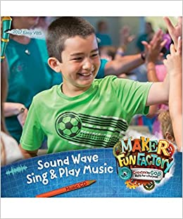 Sound Wave Sing & Play Music CD (Group Easy Vbs 2017): Group
