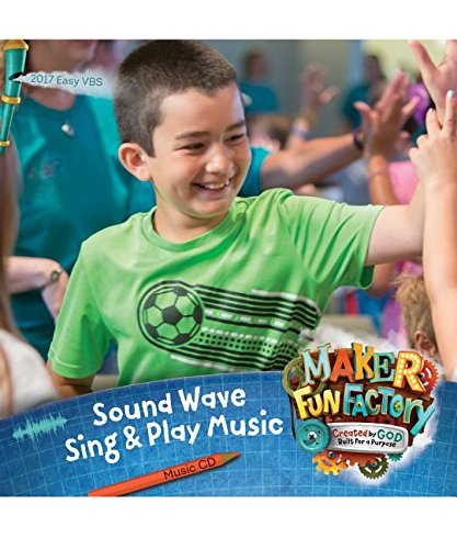 Sound Wave Sing & Play Music CD (Group Easy Vbs -