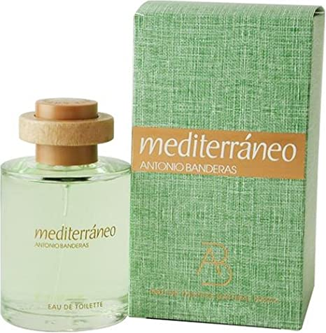 Mediteraneo by Antonio Banderas For Men. Eau De Toilette Spray 1.7-Ounces by Antonio Banderas: Amazon.es: Belleza