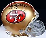 Steve Young Hand Signed Autographed San Francisco 49ers Mini Helmet - Beckett COA
