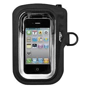 H2O Audio XC1-BK Amphibx Go - Funda impermeable para Apple iPhone y smartphones