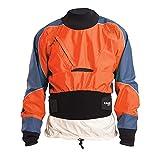 Kokatat Hydrus 3L Stoke Drytop - Men's Jackets XL Tangerine/Denim