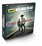 Walking Dead Season 4 Part 1 Trading Card Binder Album with B1 Metal Card