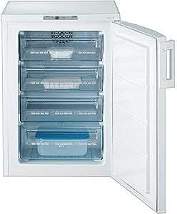 AEG A75100GA4, 230 V, 186 kWh/year, A+, Blanco, 36650 g, 850 mm - Congelador