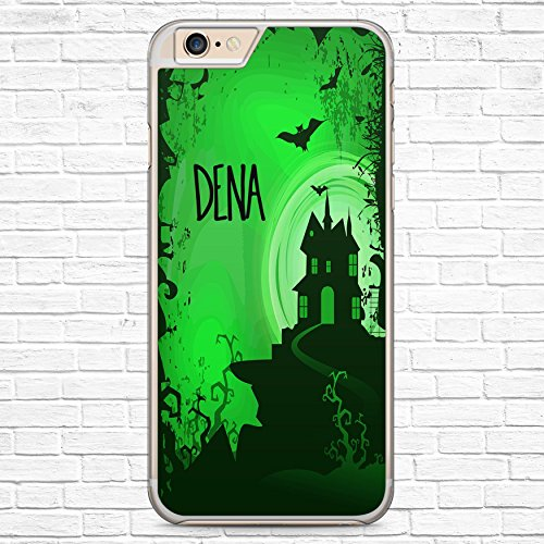 Personalized Halloween Haunted House Phone Case Any iPhone,