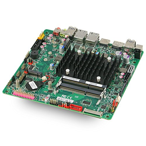 Mitac PD10AI MT Intel Apollo Lake Thin Mini-ITX Motherboard with Dual Intel LAN and DC-DC Power by Mitac (Image #1)