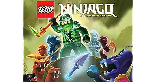 Amazon.com: LEGO Ninjago: Masters of Spinjitzu: The Complete ...