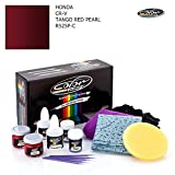 HONDA CR-V / TANGO RED PEARL - R525P-C / COLOR N DRIVE TOUCH UP PAINT SYSTEM FOR PAINT CHIPS AND SCRATCHES / BASIC PACK