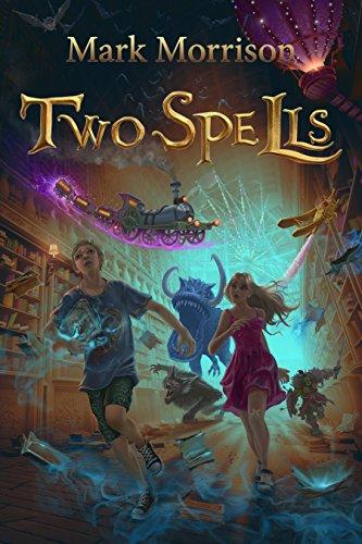 TwoSpells by [Morrison, Mark]