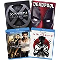 X-men Universe 9-Film Blu-ray Bundle