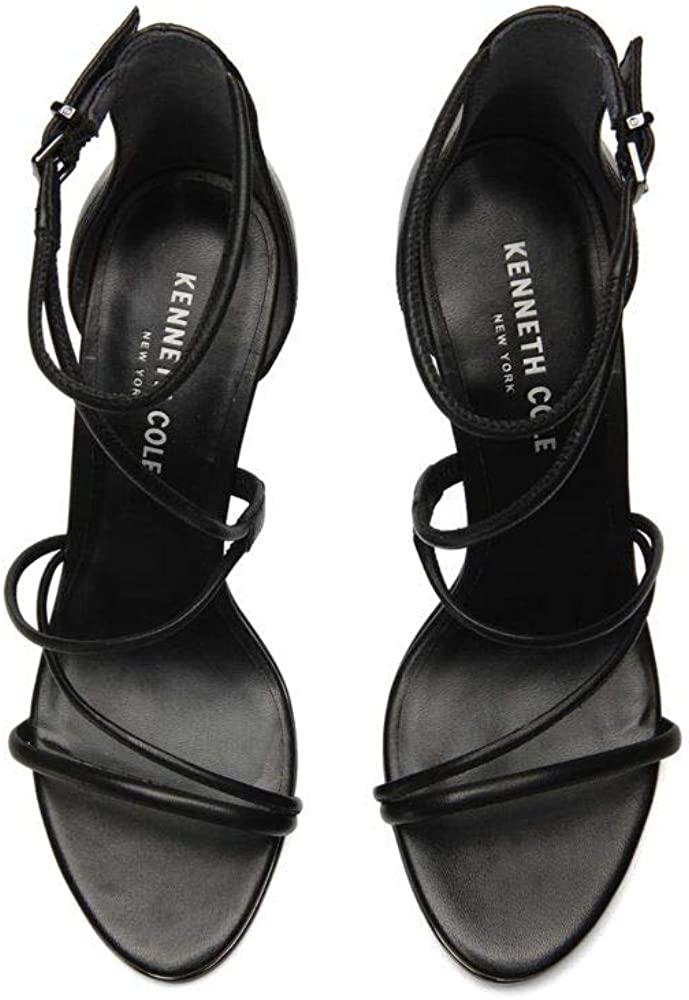 Kenneth Cole New York Womens Bryanna Strappy Dress Sandal